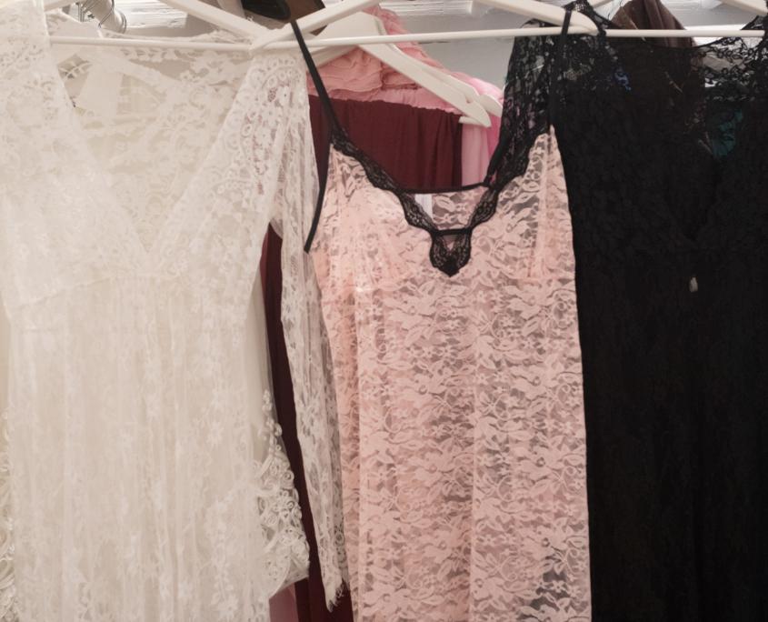 Garderobe Boudoir
