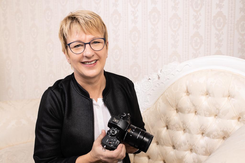 Boudoir Fotografin