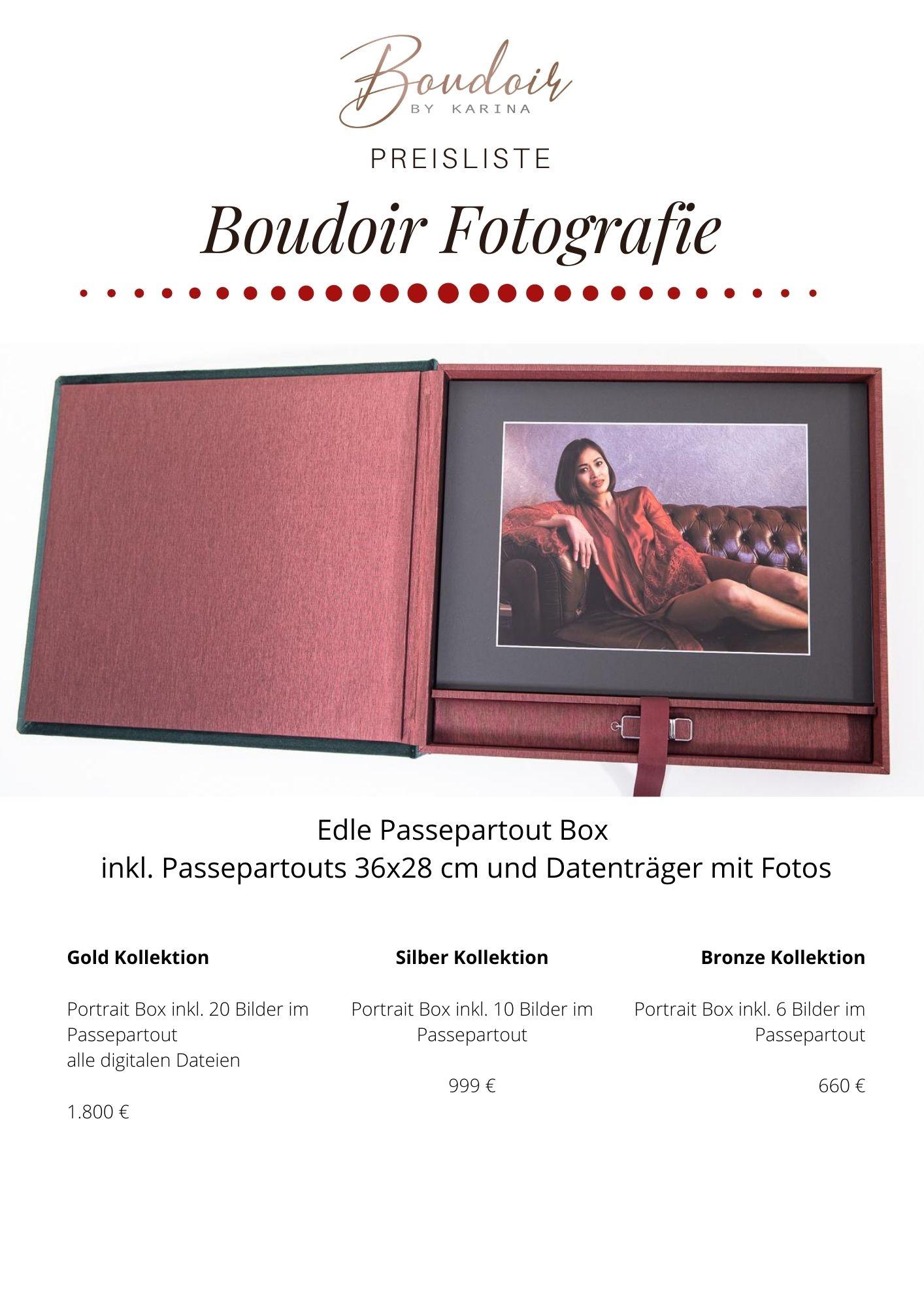 Produkte Passepartoutbox